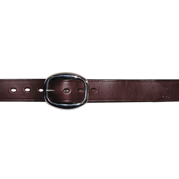 1 1 4 32mm stockmans belt solid leather with buckle