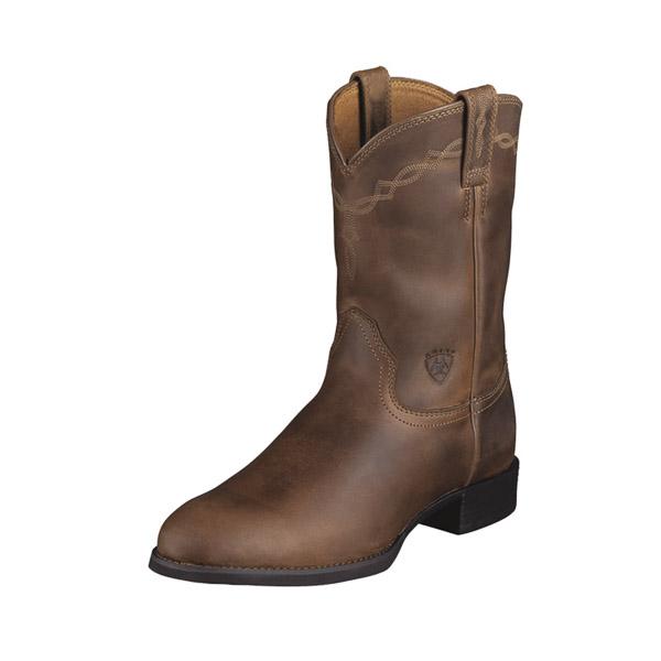 Boots, Ariat, Heritage Roper, Ladies