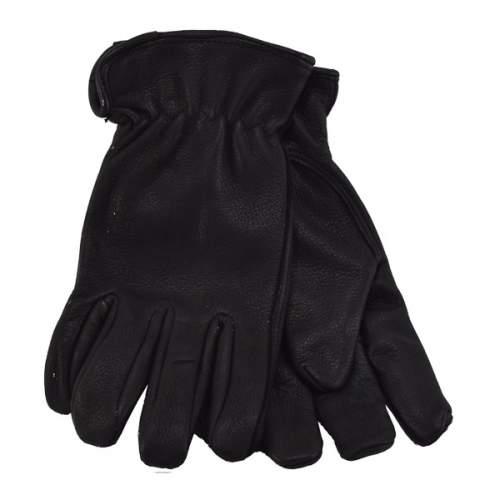 Glove, Black Deer Driver W/Fleece