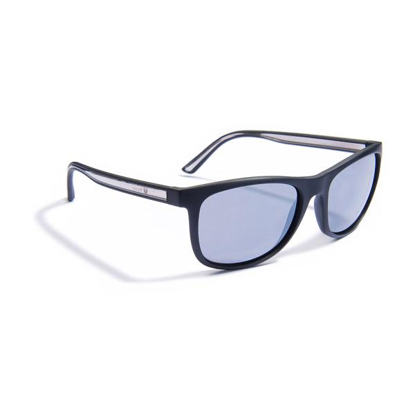 Sunglasses, Gidgee-Eyes, Fender – Black, Matt Black Frame, Grey Lens