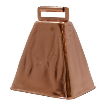 Cow Bell, Copper