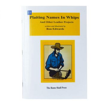 Book, Ron Edwards, Plaiting Names in Whips