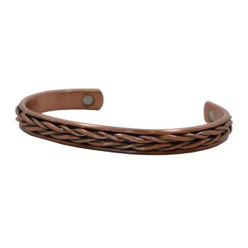 Bracelet, Plait Copper