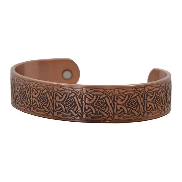 Bracelet, Celtic Copper