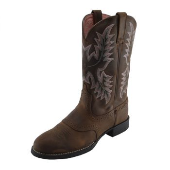 Boots, Womens Heritage Stockman