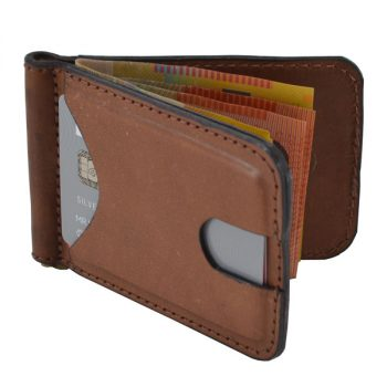 Money Clip / Card Holder - Open