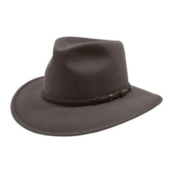Hat, Akubra, Traveller, Regency Fawn