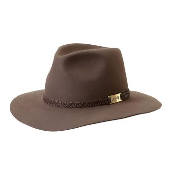 Hat, Akubra, Avalon - Hazelnut
