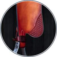 Saddle Component - Embossed Fenders