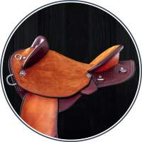 Saddle Component - Two Tone Leather Upgrade