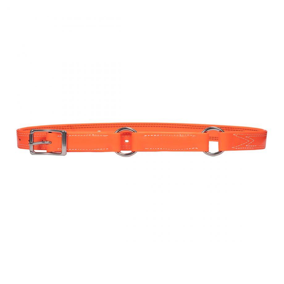 Dinner Hobbles, Fluro Orange PVC 1